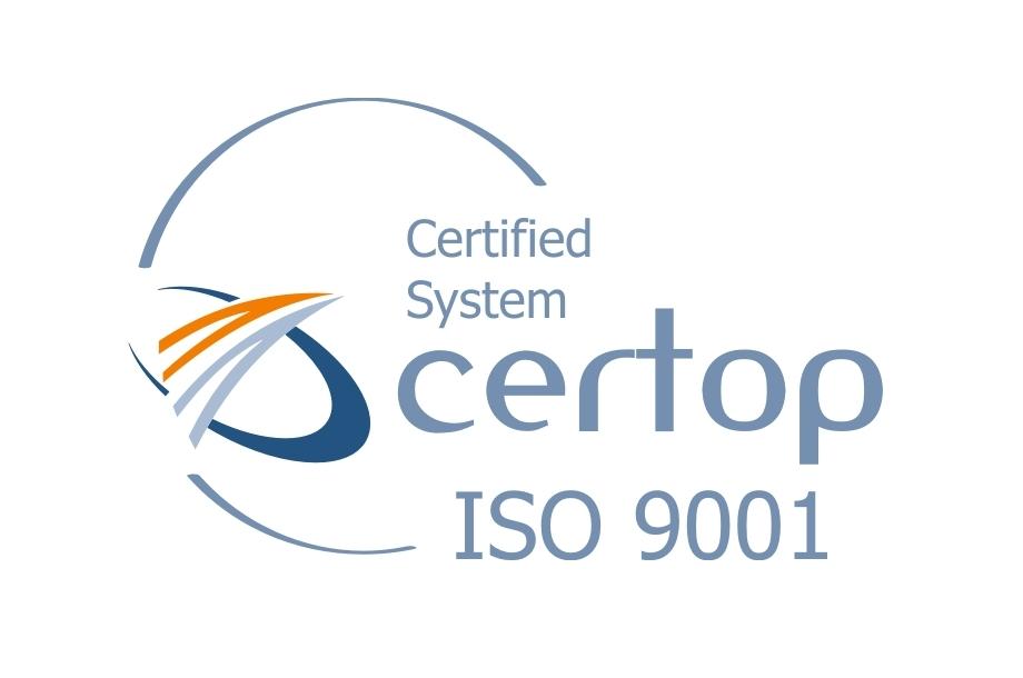ISO 9001 certification Beth Bau