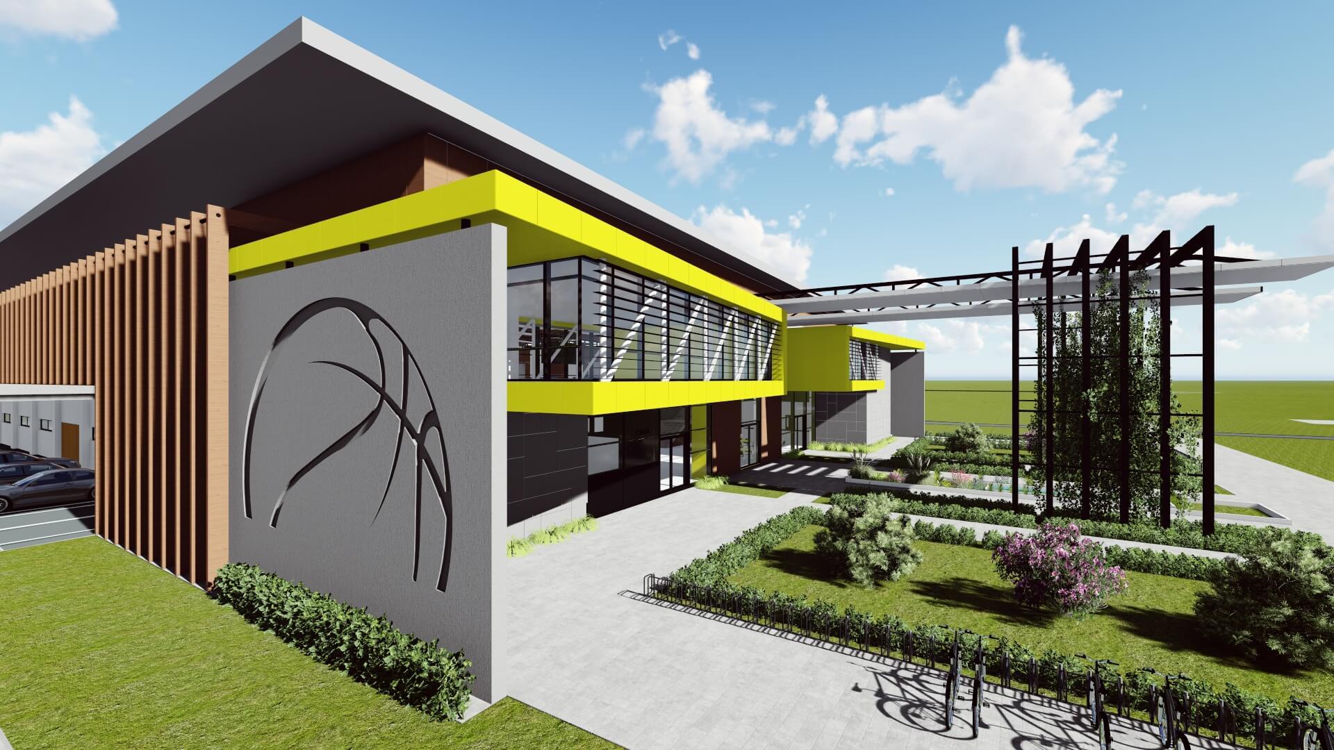 Basketball Hall